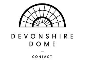 Contact us at the devonshire dome buxton