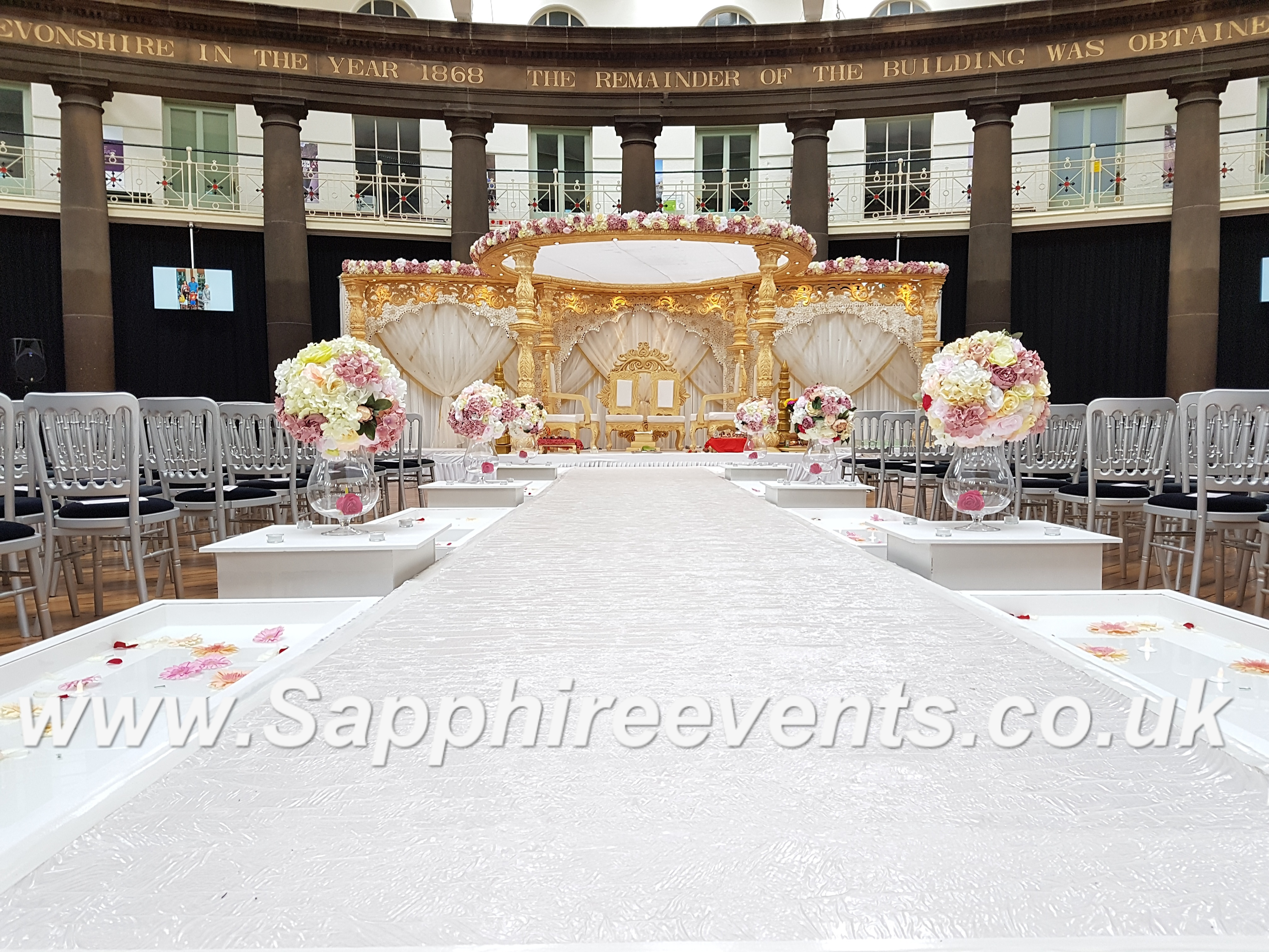 Asian Wedding Gallery - Devonshire Dome