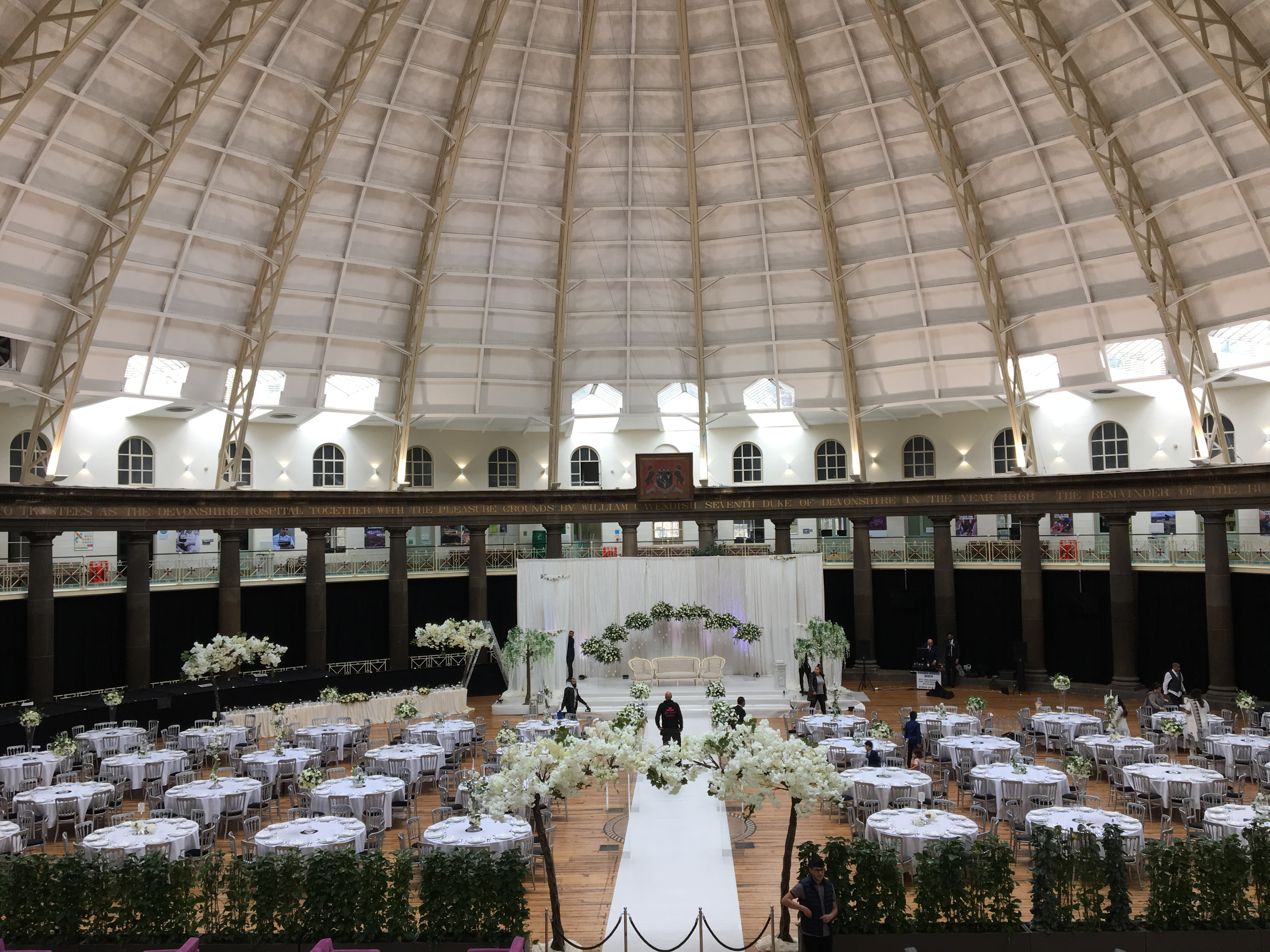 Asian Wedding Gallery Devonshire Dome
