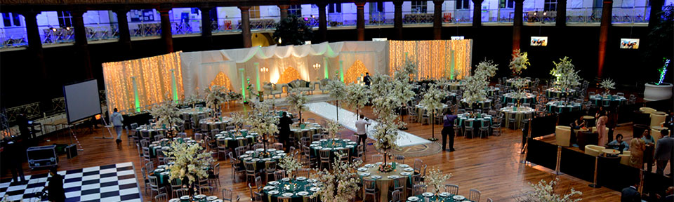 Asian Weddings - Devonshire Dome