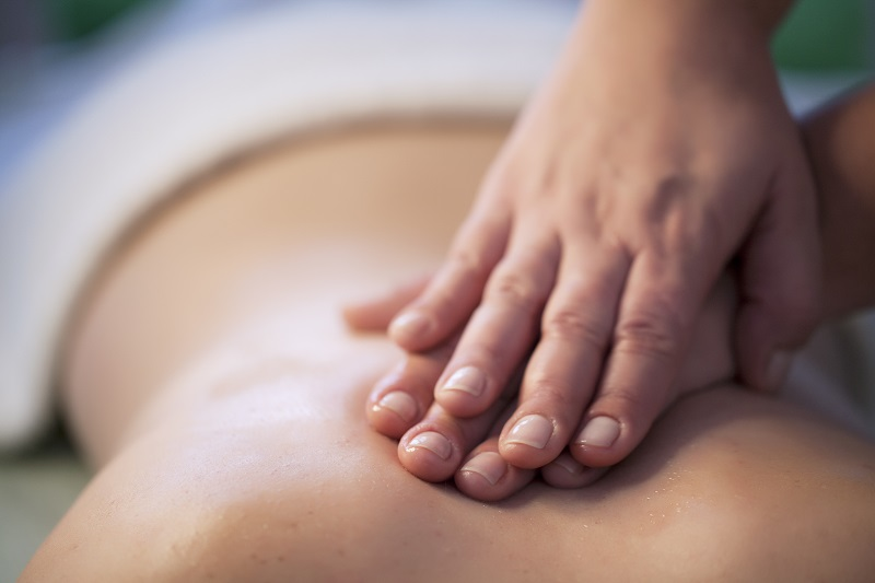 detox back massage