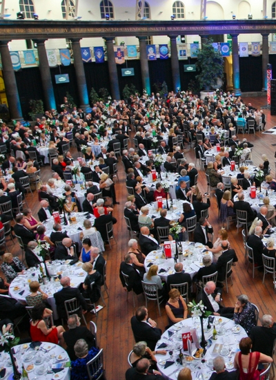 Banquets at the Devonshire Dome